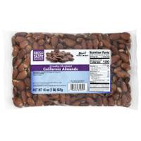 Blain's Farm & Fleet Roasted and Unsalted Almonds from Blain's Farm and Fleet