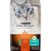 Purina Pro Plan Savor Chicken & Rice Formula Adult Cat Food from Blain's Farm and Fleet