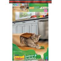 Friskies Indoor Delight Dry Cat Food from Blain's Farm and Fleet