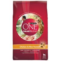 Purina One Smartblend Chicken & Rice Dry Dog Food from Blain's Farm and Fleet