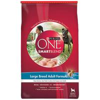 Purina One 31.1 lb Smartblend Large Breed Adult Dog Food from Blain's Farm and Fleet