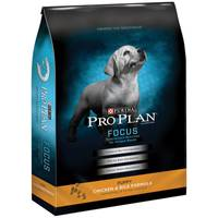 Purina Pro Plan Focus Chicken & Rice Formula Puppy Food from Blain's Farm and Fleet