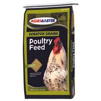 Agrimaster Scratch Grains Poultry Feed from Blain's Farm and Fleet
