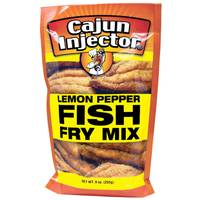 Cajun Injector Lemon Pepper Fish Fry Mix from Blain's Farm and Fleet