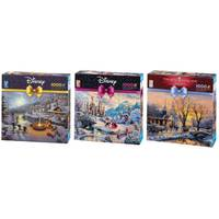 Ceaco Thomas Kinkade Christmas Puzzle Assortment from Blain's Farm and Fleet