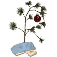 Productworks Charlie Brown Musical Christmas Tree from Blain's Farm and Fleet