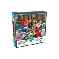 Buffalo Games 1000-Piece Bonnie Marris Jigsaw Puzzle Assortment from Blain's Farm and Fleet