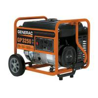 Generac 3250 Watt Portable Generator from Blain's Farm and Fleet