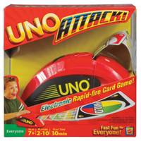 Mattel UNO Attack! Game from Blain's Farm and Fleet