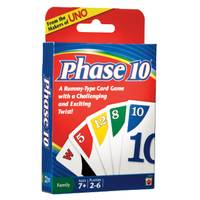Mattel Phase 10 Card Game from Blain's Farm and Fleet