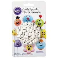 Wilton Candy Eyeballs from Blain's Farm and Fleet