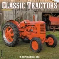 Willow Creek Press Classic Tractors 2016 Wall Calendar from Blain's Farm and Fleet