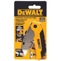 DEWALT Folding Retractable Utility Knife from Blain's Farm and Fleet