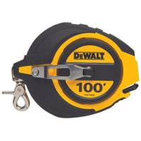 DEWALT 100' Closed Case Long Tape Measure from Blain's Farm and Fleet