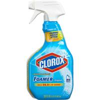 Clorox Bleach Foamer Bathroom Cleaner from Blain's Farm and Fleet