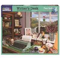 White Mountain Puzzles Christmas Lights Puzzle Assortment from Blain's Farm and Fleet