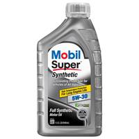 Mobil Super 5W-30 Synthetic Motor Oil from Blain's Farm and Fleet