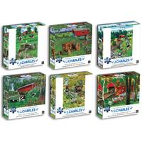 Karmin International Beyond The Bridge 1000-Piece Puzzle Assortment from Blain's Farm and Fleet