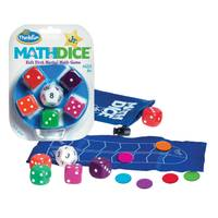 THINK FUN Math Dice Jr Mental Math Game from Blain's Farm and Fleet