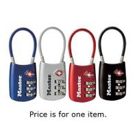 Master Lock TSA Resettable Luggage Lock from Blain's Farm and Fleet