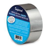Imperial Manufacturing Group 48mm x 10m Metalized Poly Tape from Blain's Farm and Fleet