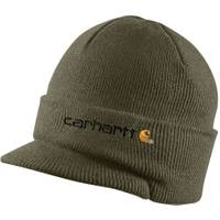 Carhartt Men's Army Green Knit Hat from Blain's Farm and Fleet