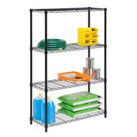 Honey Can Do 4 -Tier  Adjustable Storage Shelving Unit from Blain's Farm and Fleet