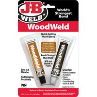 J - B Weld Wood Weld Epoxy Adhesive from Blain's Farm and Fleet