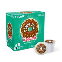 Coffee People Original Donut Shop Medium Roast Extra Bold Coffee K - Cups from Blain's Farm and Fleet