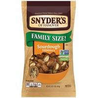 Snyder's Nibblers Pretzels from Blain's Farm and Fleet