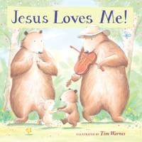 Little Simon Jesus Loves Me! Picture Book from Blain's Farm and Fleet