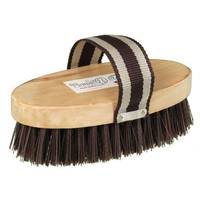 Tough-1 Natural Palmyra Horse Grooming Brush from Blain's Farm and Fleet