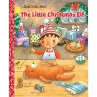 Little Golden Books The Little Christmas Elf Children's Book from Blain's Farm and Fleet