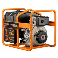 Generac XD5000E Diesel Portable Generator with Electric Start from Blain's Farm and Fleet