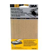 3M Aluminum Oxide Automotive Sandpaper from Blain's Farm and Fleet