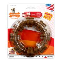 Nylabone Large Dura Chew Textured Ring from Blain's Farm and Fleet