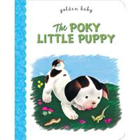 Little Golden Books The Poky Little Puppy Board Book from Blain's Farm and Fleet