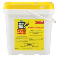 Just One Bite II Place Packs Rodenticide from Blain's Farm and Fleet