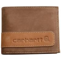 Carhartt Two-Tone Billfold with Wing from Blain's Farm and Fleet