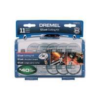 Dremel 11 Piece EZ Lock Mini Cutting Kit for Metal & Plastic from Blain's Farm and Fleet