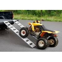 Cequent Straight Aluminum Ramp Pair from Blain's Farm and Fleet