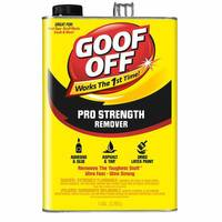 Goof Off Pro Strength Remover 1 Gal from Blain's Farm and Fleet