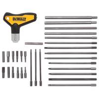 DEWALT 31 Piece Ratcheting T-Handle Set from Blain's Farm and Fleet
