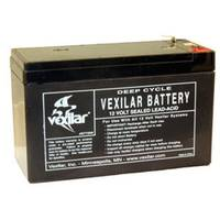 Vexilar Replacement Ice Fishing Sonar 9 Amp Battery from Blain's Farm and Fleet