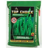 Top Choice Perennial Rye Premium Grass Seed from Blain's Farm and Fleet