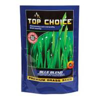 Top Choice Blue Blend Premium Grass Seed from Blain's Farm and Fleet