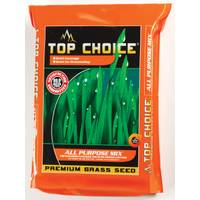 Top Choice All Purpose Premium Grass Seed Mix from Blain's Farm and Fleet