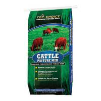 Top Choice Cattle Pasture Mix Premium Forage Seed from Blain's Farm and Fleet