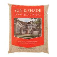 Mountain View Seeds Sun & Shade Lawn Seed Mixture from Blain's Farm and Fleet