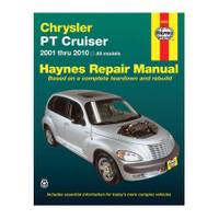 Haynes Chrysler PT Cruiser, '01-'10 Manual from Blain's Farm and Fleet